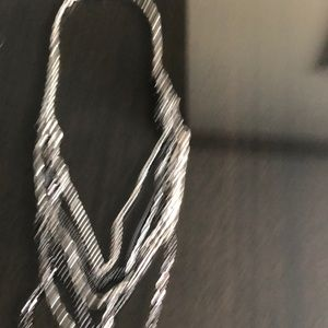 Jewelry - Long silver chain